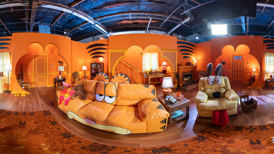 Garfield Set from I Think You Should Leave